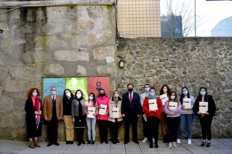 Entrega d eBolsas Santander 2020